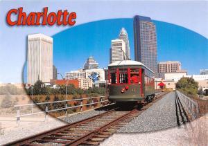 Charlotte Trolley - North Carolina