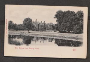 View Of Eton College From Romney Island Near Windsor - Unused