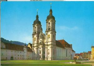 Switzerland, Suisse, St. Gallen, The Cathedral, 1980s used