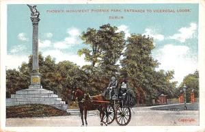 Dublin Ireland Phoenix Monument, Phoenix Park, Dublin Phoenix Monument, Phoen...