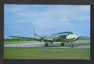 Douglas VC-118B Liftmaster Postcard