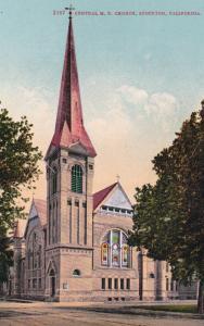 STOCKTON , California , 00-10s ; Central M.E. Church