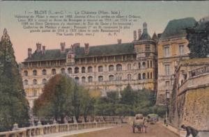 France Blois Le Chateau