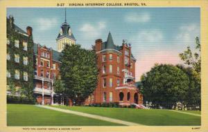 Exterior, Virginia Intermont College,Bristol,Virginia,30-40s