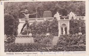 Sanssouci, Sizilianischer Garten, POTSDAM (Brandenburg), Germany, 1910-1920s