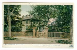 Boston, Massachusetts to Wilkes Barre, Pennsylvania 1910 used PC, Buckman Tavern