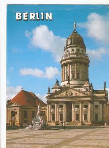 Postal 046031 : Berlin. Franzosischer Dom