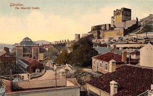 Moorish Castle Gibraltar Unused