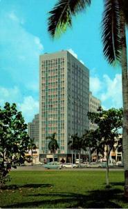 Florida Miami The New Miami Colonial Hotel