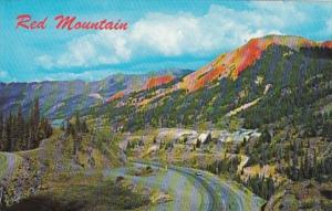 Colorado Red Mountain Panorama