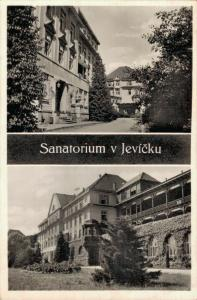 Czech Republic Sanatorium v Jevicku 02.58
