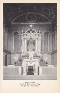 Missouri St Louis Sanctuary Mount Grace Chapel Artvue