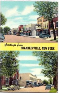 Franklinville NY