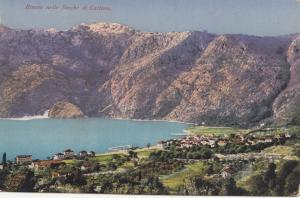 B79722 risano nelle bocche di catturo Montenegro  front/back image