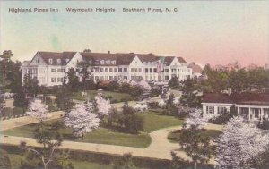 North Carolina Southern Pines Highland Pines Inn Weymouth Heights Albertype