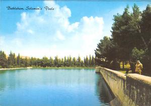 Bethlehem Solomon's Pool  Solomon's Pool