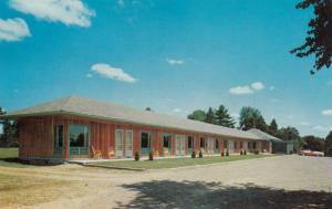 ACTINOLITE , Ontario , Canada , 1950-60s ; West Wind Motel