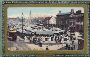 YARMOUTH , England , 00-10s ; Market Place ; TUCK