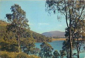 Postcard Uk Scotland Loch Pityoulish Cairngorms Inverness shire