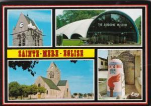 France Saint Mere Eglise Airborne Museum Multi View