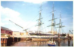 USS Constitution Old Ironsides, Charlestown Navy Yard, Boston, MA, USA Unused