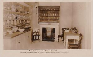 England Isle Of Wight The Pantry Interior Swiss Chalet At Osborne House Real ...