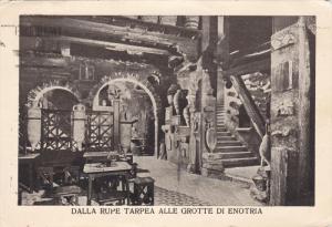 Dalla Rupe Tarpea Alle Grotte di Enotria , ROMA , Italy , PU-1914