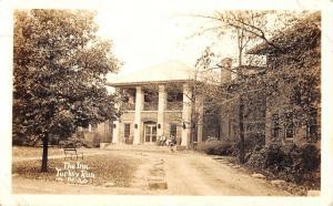 St Louis Missouri Turkey Run Inn Real Photo Antique Postcard K95709