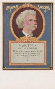 MARK TWAIN , 00-10s