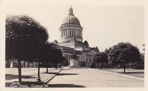 RP, State Capitol, Olympia, Washington, 1930-1950s Ellis 1610