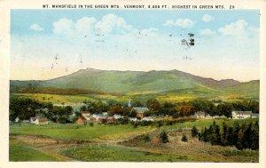 VT - Mt Mansfield