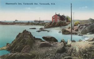 YARMOUTH , Nova Scotia , 00-10s ; Stanwood's Inn, Yarmouth Bar
