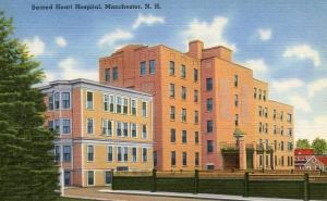 NH - Manchester. Sacred Heart Hospital