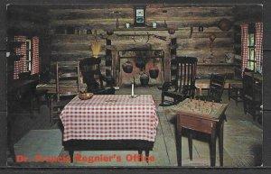 Illinois, New Salem - Dr Francis Regnier's Office - [IL-075]