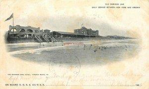VA, Virginia Beach, Princess Anne Hotel