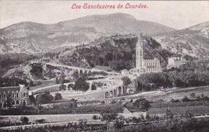 LOURDES (Hautes-Pyrénées), France, 00-10s ; Les Sanctuaires