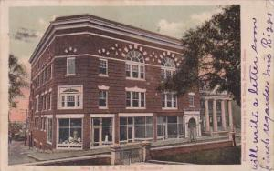 Maine Gloucester New Y M C A Building 1906