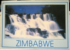 Zimbabwe Inyangombe Falls Nyanga - Posted 1995
