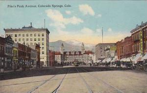 Pike's Peak Avenue, Colorado Springs, Colorado, 00-10s