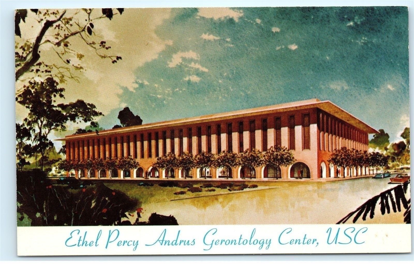 Ethel Percy Andrus Gerontology Center USC University Southern ...