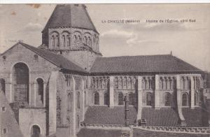 LA CHARITE, Nievre, France, 1900-1910´s; Abside De L´Eglise, Cote Sud
