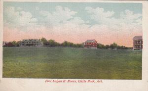 LITTLE ROCK , Arkansas, 00-10s ; Fort Logan H. Roots