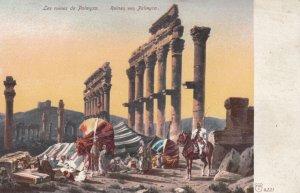 Les ruines de PALMYRA , 00-10s