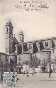 BASTIA , Haute Corse , France , PU-1907 ; Eglise Saint-Jean