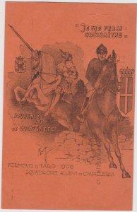 PARMA, Italy , PU-1906 ; Poster Art Postcard; Souvenez vous de Guinegatte,Squadr