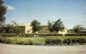 St Francis Hall, St Labre Indian School Ashland MT Unused