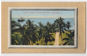 Cocoanut Grove, Myrtle Bank Hotel, Kingston JA