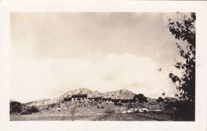 RP, Partial Scene, Mountains, Dragoon, Arizona, 1930s