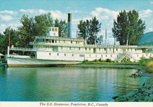 Canada Penticton The S S Sicamous