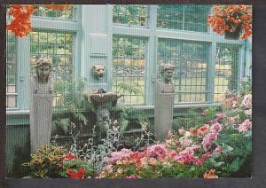 Conservatory Butchart Gardens Victoria BC Postcard BIN